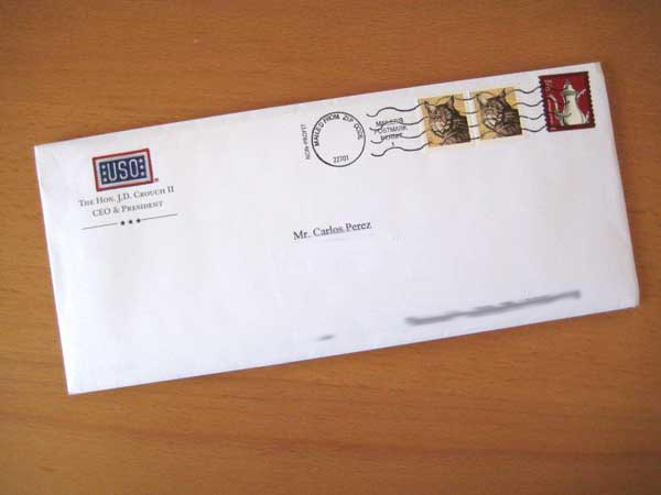 direct mail postage choices and your creative